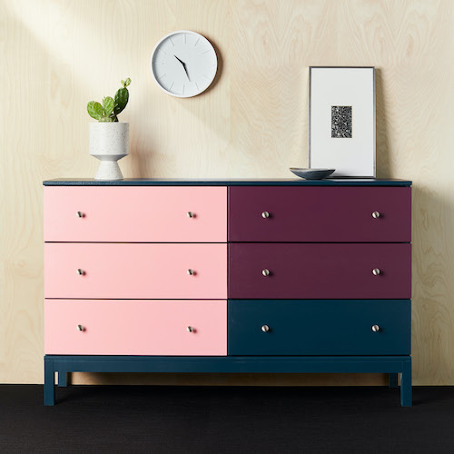 Drawers with Drama